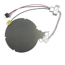 "ISO Module improved 8"" Heated Paddle"